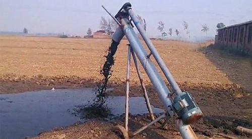污泥处理的简单方法,污泥快速处理利用!