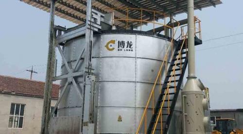 新一代有机肥发酵罐特点是什么