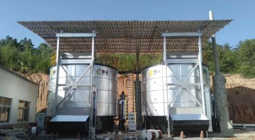 有机肥发酵罐在农业中的应用
